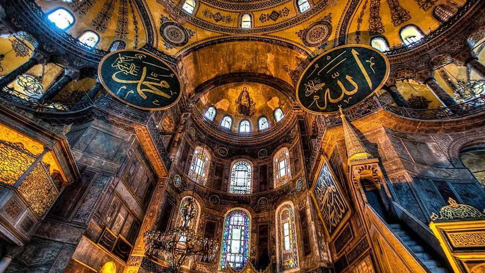 Διεθνής κατακραυγή για τη μετατροπή της Αγίας Σοφίας σε τζαμί