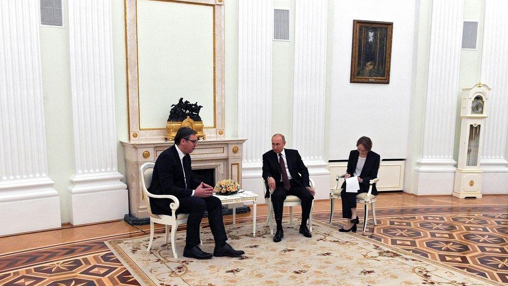 Η Ρωσία και η… διπλωματία του αναπνευστήρα στα Βαλκάνια