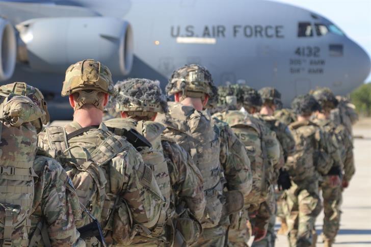 Μήνυμα των ΗΠΑ στην Τουρκία; Ανακοίνωσαν Πρόγραμμα στρατιωτικής εκπαίδευσης για την Εθνική Φρουρά της Κύπρου