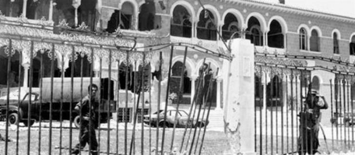 Το πραξικόπημα της 15ης Ιουλίου 1974, πράσινο φως για την εισβολή στην Κύπρο