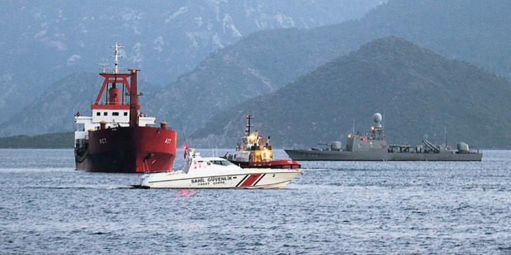 """«Εισβολή» τουρκικών αλιευτικών, ψαρεύουν από τη Μύκονο έως το Αγαθονήσι – Για να επικαλεστούν παραδοσιακά """"δικαιώματα"""" όπως οι Ιταλοί"""