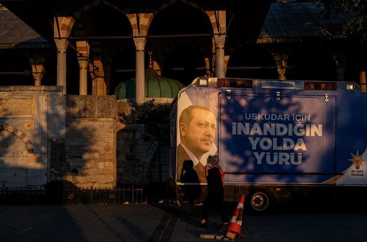 Υλοποιεί το σχέδιο για «μεγαλύτερη Τουρκία»