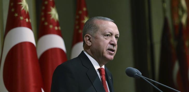 Ερντογάν: Το άνοιγμα της Αγ. Σοφίας υπενθυμίζει τι εστί κατάκτηση της Πόλης