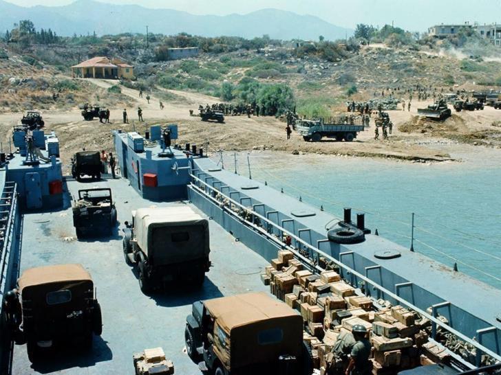 Ανακοίνωση ΚΚΕ για τα 46 χρόνια από την τουρκική εισβολή στην Κύπρο