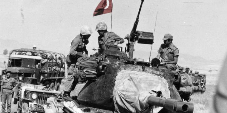 Τι πέτυχε η Τουρκία με την εισβολή στην Κύπρο το 1974