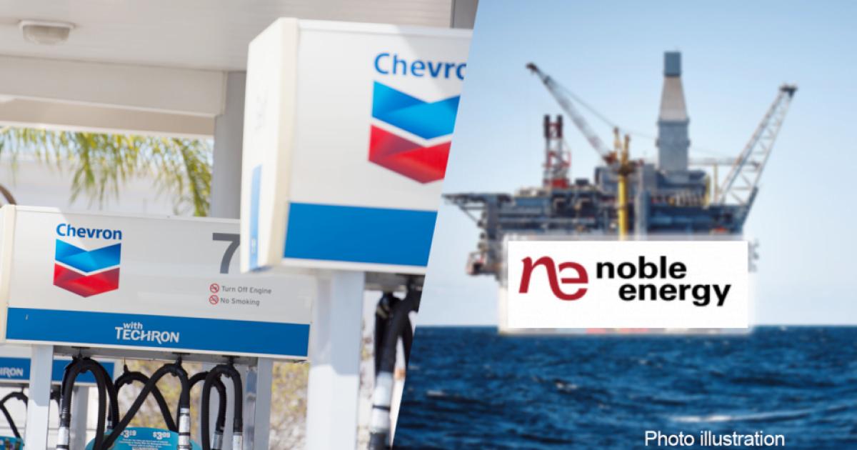 Η Chevron εξαγόρασε την Noble Energy του «οικοπέδου» 12 της κυπριακής ΑΟΖ