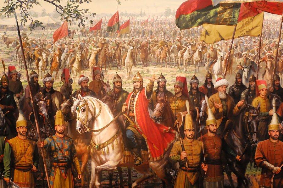 Απ' τους Οθωμανούς του Μωάμεθ στους νεο-Οθωμανούς του Ερντογάν… (1)