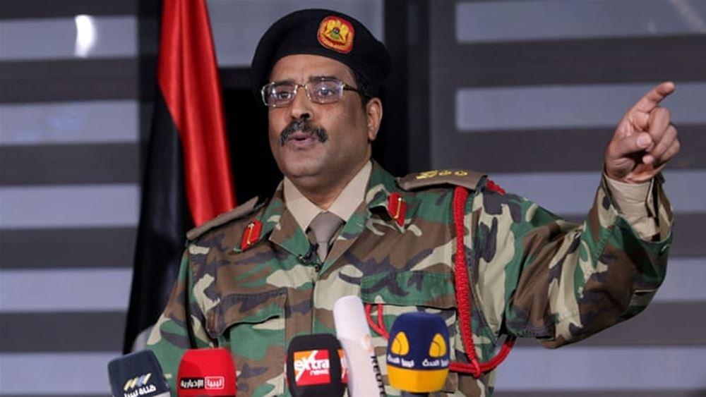 Εκπρόσωπος Χαφτάρ: Αν πετύχουν οι Τούρκοι, η Λιβύη θα γίνει σαν τα κατεχόμενα της Κύπρου!