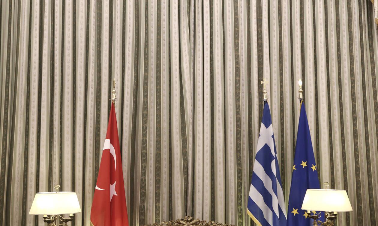 Ελληνοτουρκικός διάλογος δρομολογούμενος από τρίτους
