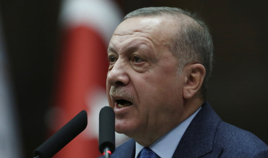 Ανήκουστο! Απειλεί και ζητά παράδοση ο Ερντογάν την ημέρα της εισβολής στην Κύπρο