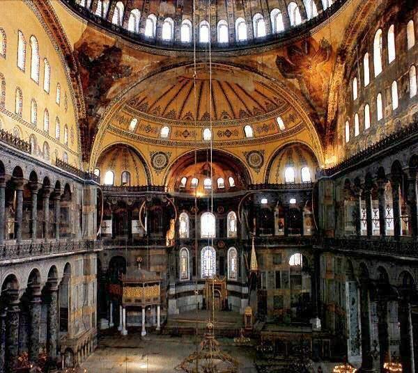 Αγία Σοφία: Αποζημίωση απαιτεί ελβετική εταιρεία από την Τουρκία, για την κατάργηση του εισιτηρίου