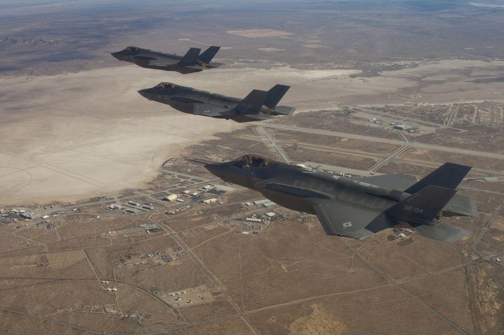 ΗΠΑ: Πιθανή πώληση-μαμούθ 105 μαχητικών αεροσκαφών F-35 στην Ιαπωνία