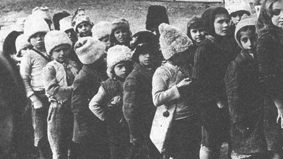 Τα Ελληνόπουλα που βρέθηκαν στην Αλβανία τον καιρό του Εμφυλίου