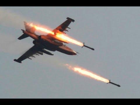 Εντυπωσιακά πλάνα: Δοκιμή πυραύλων από ρωσικά Sukhoi Su-25