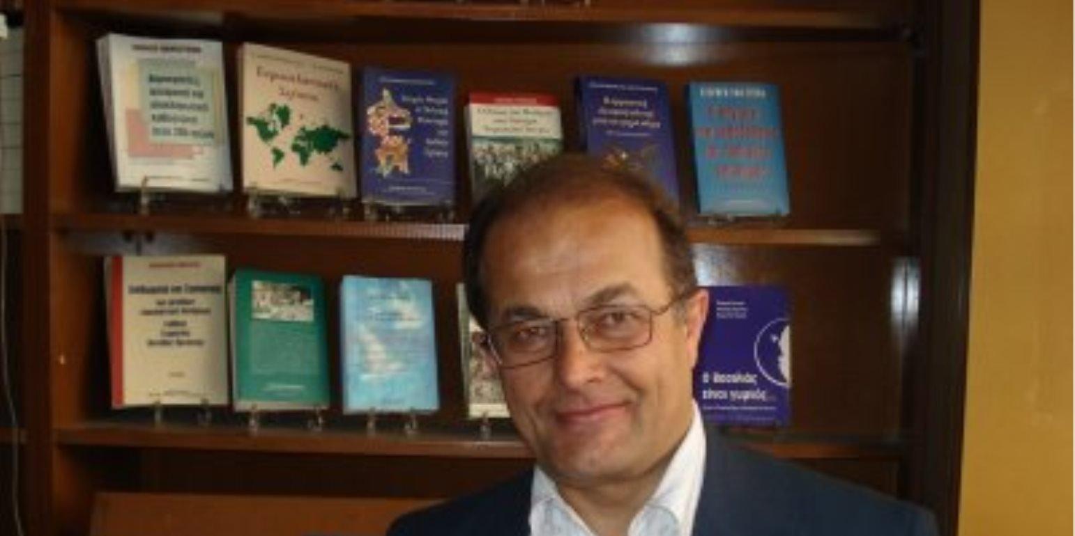 Π. Ήφαιστος: «Η Τουρκία απειλεί τη μισή Ελληνική Επικράτεια»