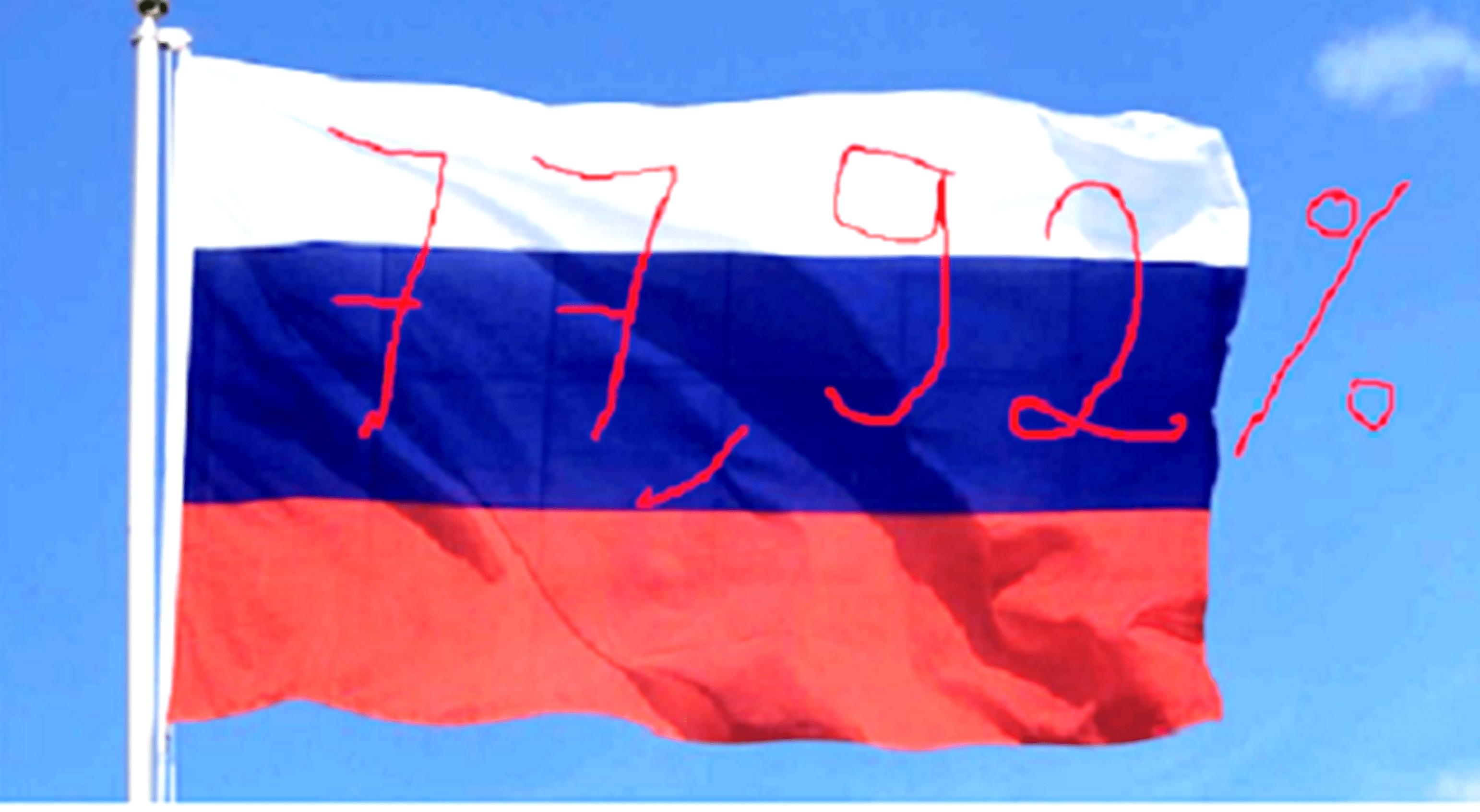 Ρωσικό Δημοψήφισμα : Συσπείρωση του Πληθυσμού Υπέρ της Εθνικής Κυριαρχίας και των Εθνικών Αξιών.