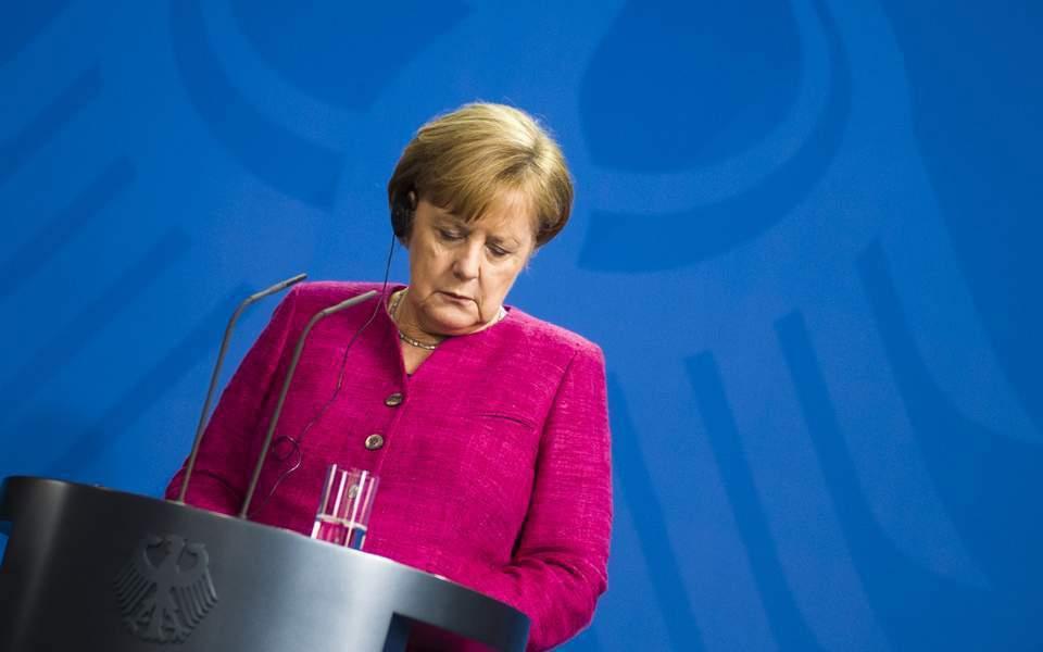 2021: Με γερμανικό μπλακ άουτ το πολιτικό αντίο της Άγγελα Μέρκελ