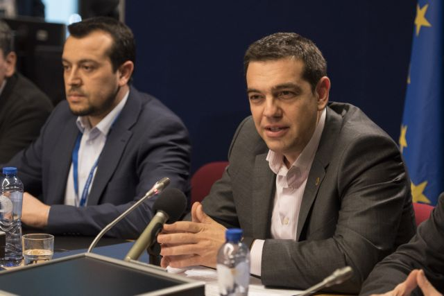 Στο φως το κρυφό ραντεβού Καλογρίτσα με Τσίπρα – Παππά: Πώς επιχειρήθηκε να στηθεί το ελληνικό «Al Jazeera» το 2016