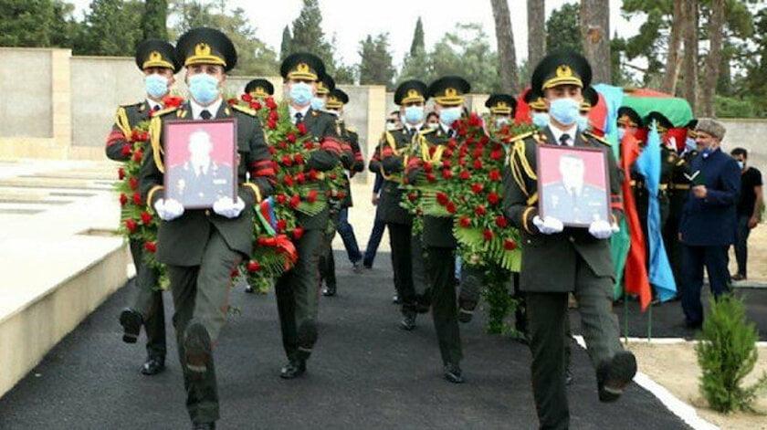 Polat Heşimov, ο Αζέρος ταξίαρχος που έπεσε νεκρός από πυρά Αρμενίων, είχε εκπαιδευτεί στην Τουρκία