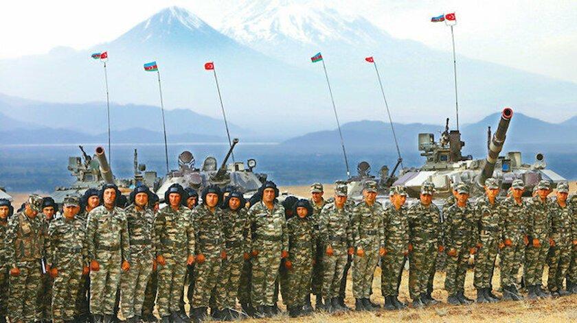 Κι άλλο μέτωπο ανοίγει η Άγκυρα: Κοινή άσκηση με Αζερμπαϊτζάν στα σύνορα με την Αρμενία