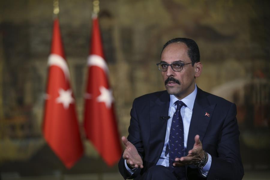 Διάλογο για το Αιγαίο προτείνει ο εκπρόσωπος του Ερντογάν