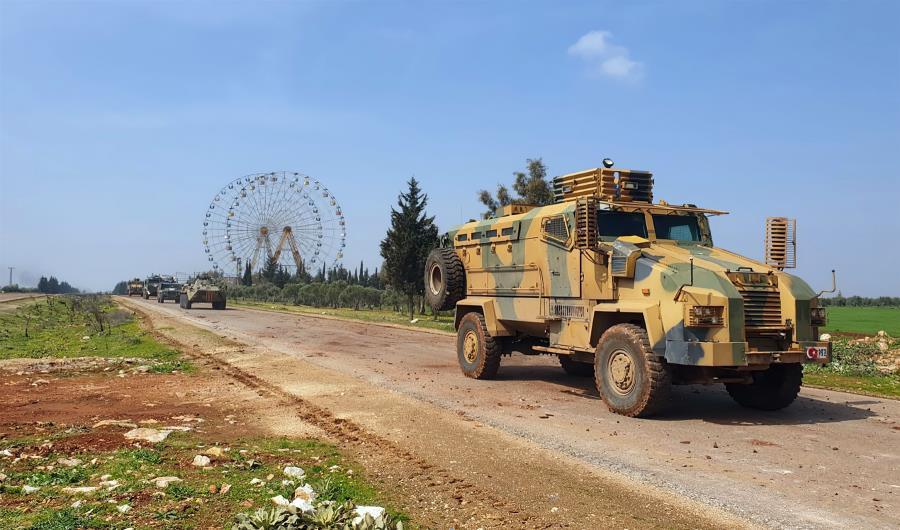 Οι συγκρούσεις στην Ιντλίμπ και ο ρόλος της Τουρκίας