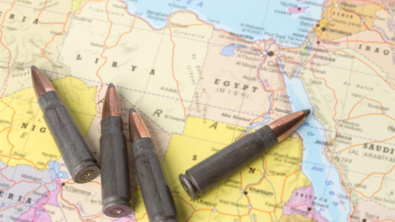 Οι Δύο Πιθανοί Πόλεμοι της Αιγύπτου
