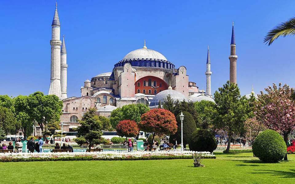 Το τουρκικό ΣτΕ αποφασίζει για την Αγιά Σοφιά