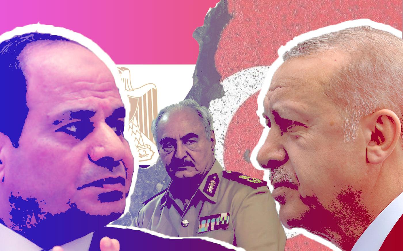 Ανάλυση: Ποια πολιτική προσπαθεί τελικά να διαμορφώσει η Τουρκία μέσω της Αιγύπτου;