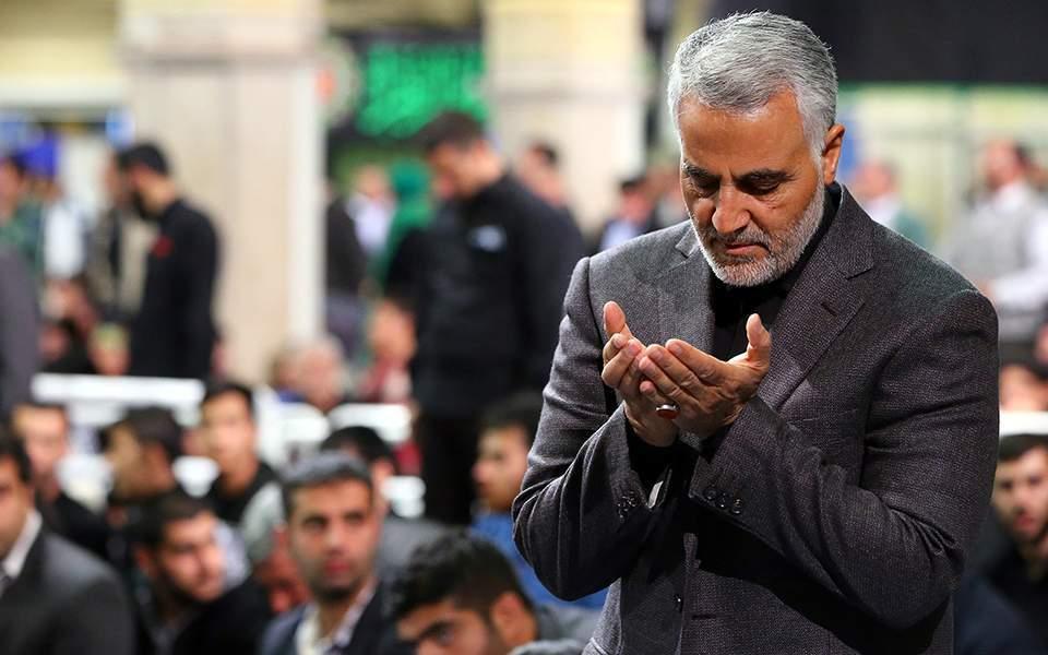 Το Ιράν εκτέλεσε κατάσκοπο των ΗΠΑ και του Ισραήλ