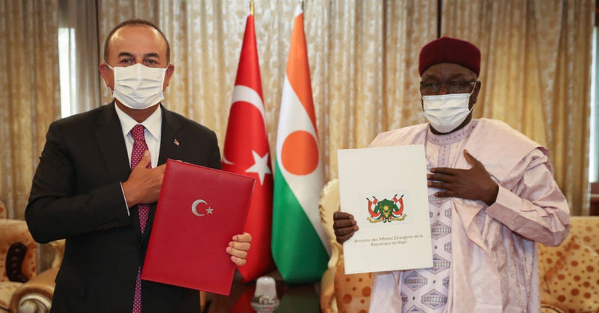 Η Τουρκία θέλει να παίξει ρόλο στην ανάπτυξη του Νίγηρα