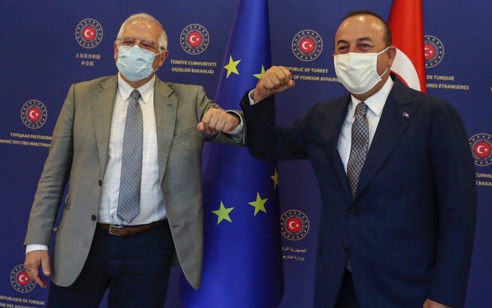Καταντήσατε την Ευρώπη κολαούζο του Ερντογάν, κ. Μέρκελ