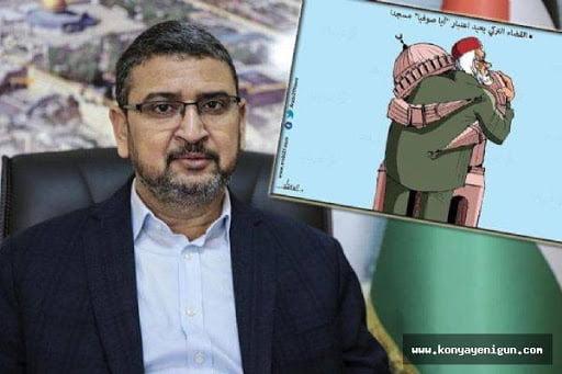 Η παλαιστινιακή οργάνωση Χαμάς στηρίζει την απόφαση Ερντογάν για μετατροπή της Αγίας Σοφίας σε τζαμί