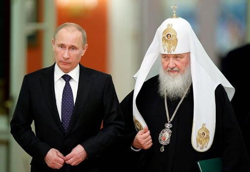 """Προειδοποιητικά """"πυρά"""" Πατριάρχη Μόσχας σε Ερντογάν για την Αγία Σοφία: Μην το κάνεις"""