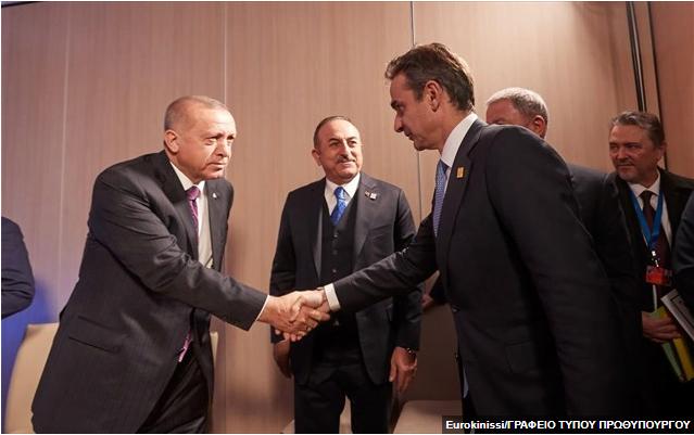 Πορευόμεθα υπό πίεση προς έναν ελληνοτουρκικό διάλογο