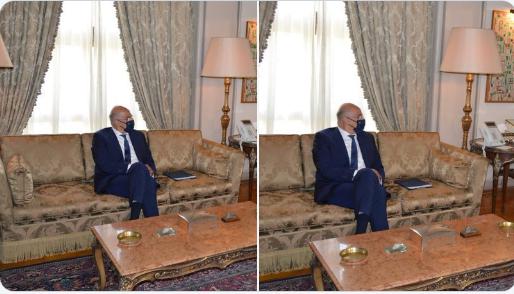 Πριν από λίγο: Ο Εκπρόσωπος του ΥΠΕΞ της Αιγύπτου δηλώνει ότι γίνονται προετοιμασίες για υπογραφή συμφωνίας ΑΟΖ