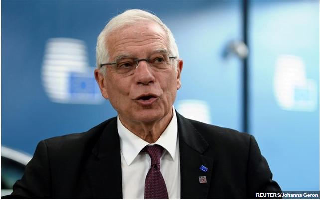 Ζ. Μπορέλ: Τα θαλάσσια όρια πρέπει να καθοριστούν μέσω διαλόγου και διαπραγματεύσεων