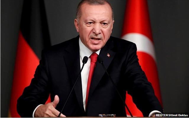 Ο Ερντογάν νομίζει ότι έχει να κάνει με… κουτόφραγκους – Λέει ότι θέλει διάλογο