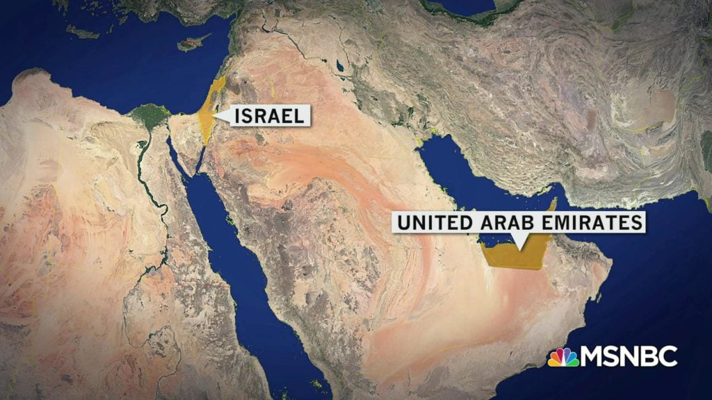 Stratfor : Μέση Ανατολή: Τα επόμενα βήματα μετά τη συμφωνία Ισραήλ – ΗΑΕ