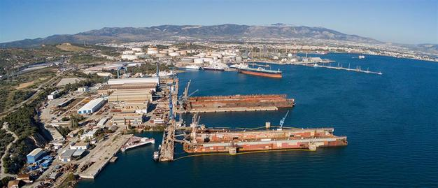 Forreign Affairs: Πώς μπορεί να επιβιώσει η ελληνική ναυπηγική βιομηχανία
