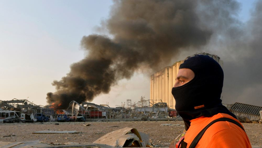 Η καταστροφή που θα κρίνει το μέλλον του Λιβάνου