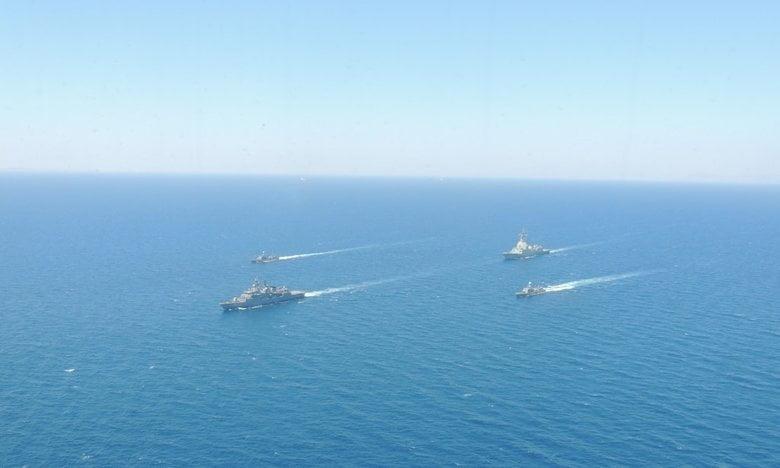 Κοινή ναυτική άσκηση Τουρκίας-Ισπανίας στο βόρειο Αιγαίο