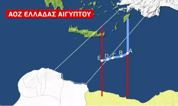 Τα σκοπίμως παρεξηγημένα κυριαρχικά δικαιώματα και η Συμφωνία Ελλάδας-Αιγύπτου
