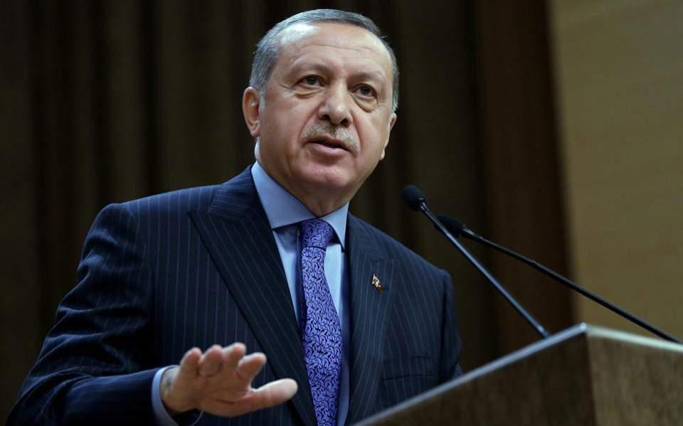 Άραβες ηγέτες εναντίον του Ταγίπ Ερντογάν