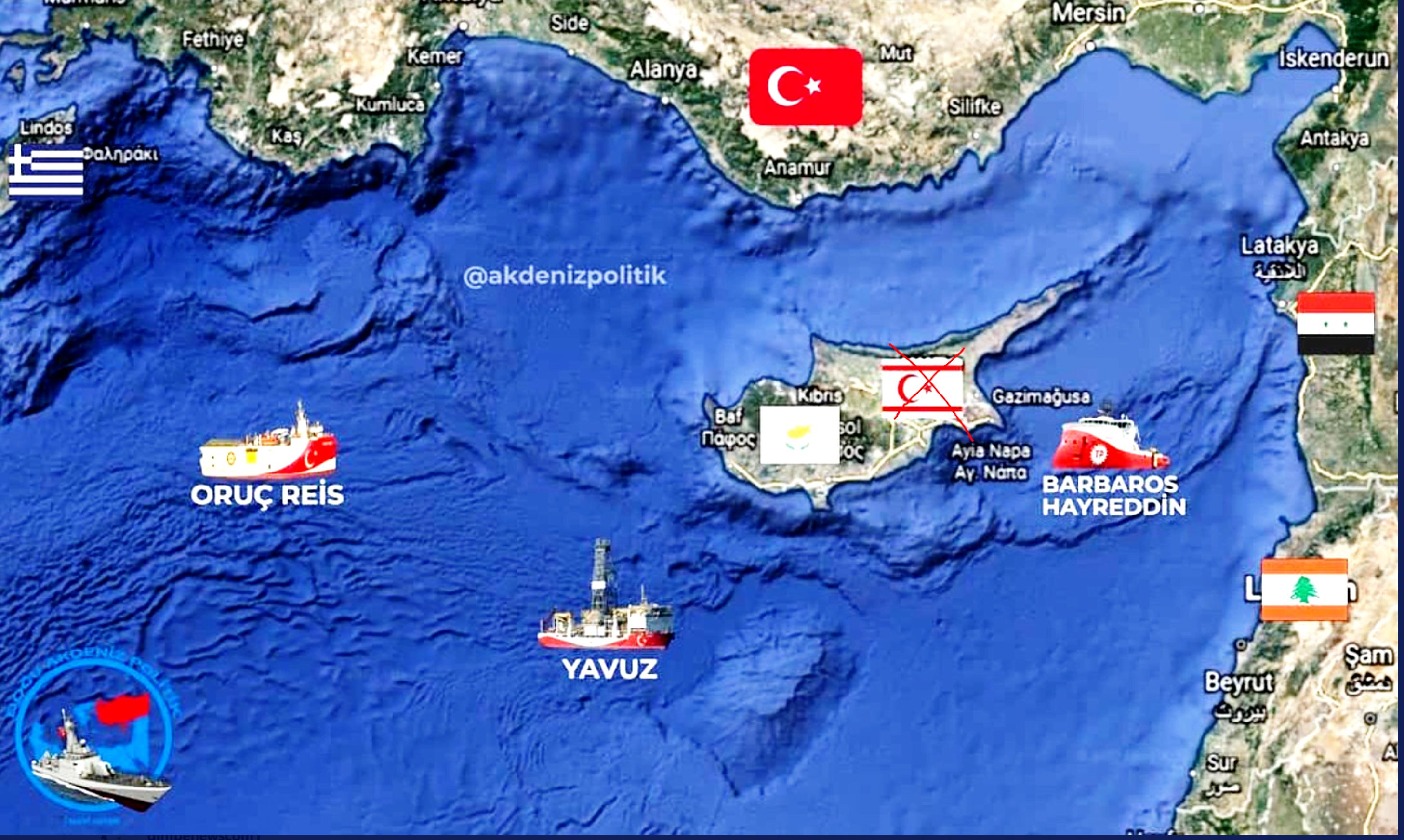 Η ελληνοτουρκική αναμέτρηση και η στρατηγική του χάους