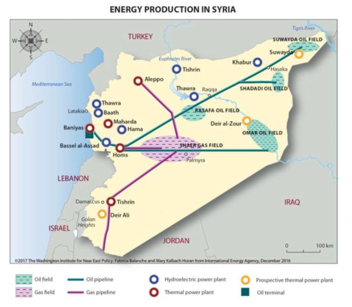 Πετρελαϊκή συμφωνία αμερικανικής εταιρείας με τους Κούρδους στη Συρία – Δαμασκός: Είναι «κλοπή»