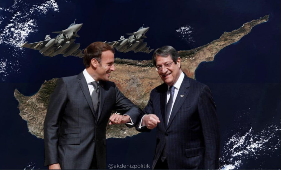 Dogu Akdeniz Politik: Πως η Γαλλία ισχυροποιείται σε Ανατολική Μεσόγειο και Κύπρο εις βάρος της Τουρκίας
