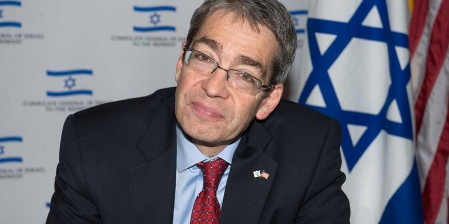 Ισραηλινός Διπλωμάτης Gilad: (Προς το παρόν) Δεν θα υπογράψουμε συμφωνία με Τουρκία ούτε ακυρώνουμε αυτή με Κύπρο