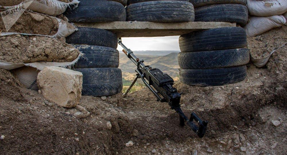 Αυτή είναι η κατάσταση στα σύνορα  Αρτσάχ-Αζερμπαϊτζάν