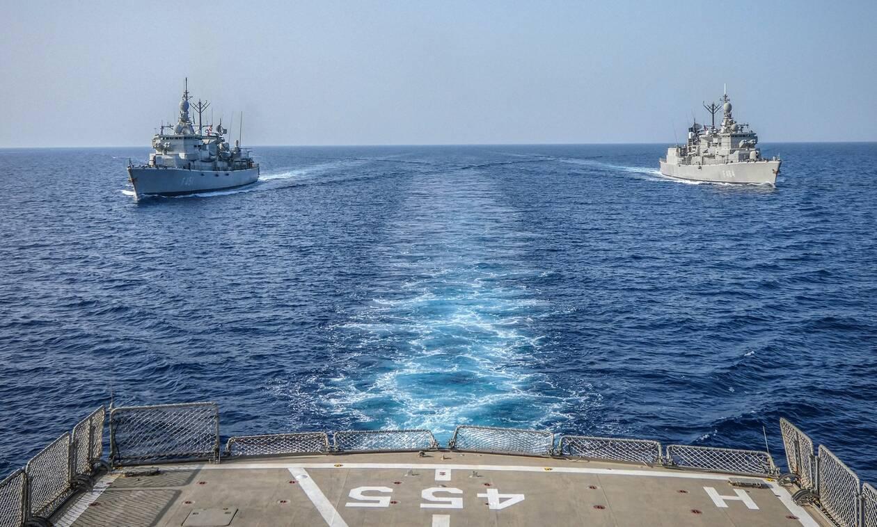 Ανατολική Μεσόγειος: Η Κρήτη θα καθορίσει εάν Τουρκία και Ελλάδα συγκρουστούν – Ο ρόλος της Γερμανίας ανάμεσα στα 2 στρατόπεδα της ΕΕ